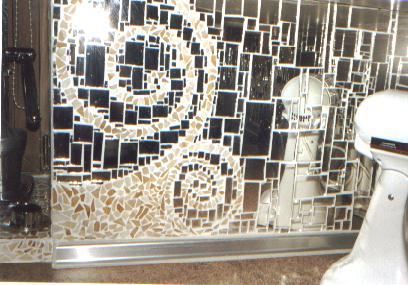 mosaik. Black Bedroom Furniture Sets. Home Design Ideas